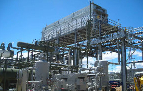 Colorado DEW POINT Control PLANT