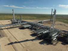 WEST TEXAS GAS PLANT
