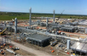 South Texas Gas Plant