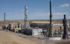 Wyoming Gas Plant